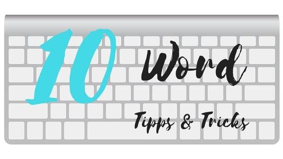 Microsoft Word: Tipps
